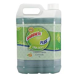 Comprar Sabonete Líquido Plus 5 Litros Erva Doce Colmax-Columbus