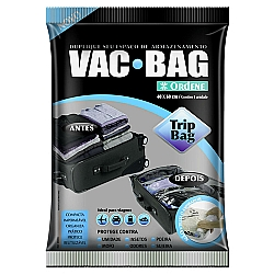 Comprar Saco a Vácuo Protetor e Organizador para Roupas Trip Bag 60 x 40-Ordene