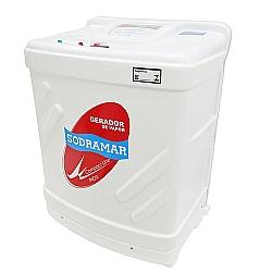 Comprar Sauna a Vapor Compact Line Inox 15 KW Ambiente at� 25 M�-Sodramar