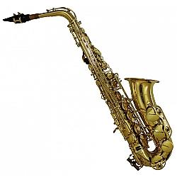 Comprar Saxofone Alto Acabamento Laqueado - BSA1-L-Benson