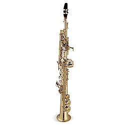 Comprar Saxofone Soprano Laqueado com Case-Vogga