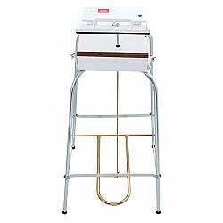 Comprar Seladora Manual Térmica com Pedal 25cm para Embalagens Epóxi Bivolt-Malta