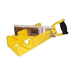 Comprar Serra de meia esquadria manual com suporte de plástico-Lee Tools