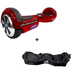 Comprar Skate Elétrico 6.5 Vermelho - Bivolt + Bolsa para Transporte Skate Elétrico 6.5-Urban Rover
