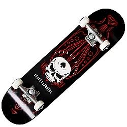 Comprar Skate Profissional Sandro Dias - Preto-Bel Fix