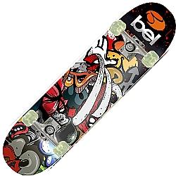 Comprar Skate Semi-Profissional para crianças e adolescentes - Zumbi - 4018-Bel Fix