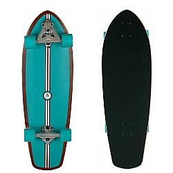 Comprar Skate Swingboard Shape de 10x32 Pol, rodas 65 x 51 mm em PU fundido - 464790-Bel Fix