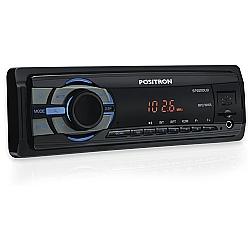 Comprar Som MP3 SP2210 UB com USB SD Card e P� Frontal-P�sitron