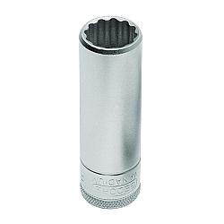 Comprar Soquete Estriado Longo - Encaixe 1/2 - d19-9/19mm-Gedore