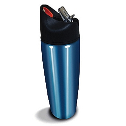 Comprar Squeeze 900ml Azul com Bico Ajustável-ACTE Sports