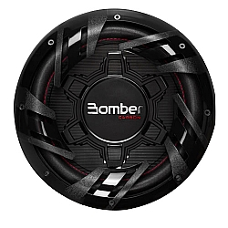Comprar Subwoofer Carbon 12 Polegadas 500W RMS 4 + 4 Ohms-Bomber