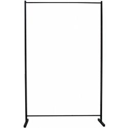 Comprar Suporte metálico para cortina de solda com rodizio 1,22 X 1,78 metros-Carbografite