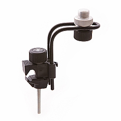 Comprar Suporte Clamp Ask B10 Para Microfone De Bateria Percussao Preto B10-ASK