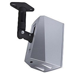 Comprar Par de Suportes Articulados Teto e Parede Universal para Caixas Home Teather Preto com Kit de Adaptadores-Multivis�o