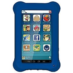 Comprar Tablet Multilaser Kid Pad Azul Quad Core Dual Câmera Wi-Fi Tela Capacitiva 7' Memória 8GB-Multilaser