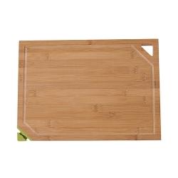 Comprar Tábua de bamboo com afiardor de faca verde-MOR