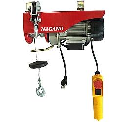 Comprar Talha Elétrica 1050 Watts, 110V, Capacidade 300 a 600 kg, Elevação de 6/12 m - TE361-Nagano