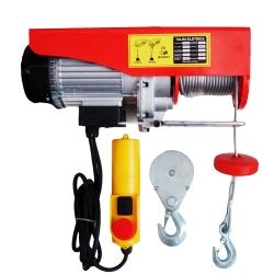 Comprar Talha elétrica 1800 watts capacidade 600 a 1200 kilos elevação de 6/12 metros - TE51-Nagano