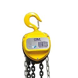 Comprar Talha manual de corrente capacidade 3 toneladas com elevação de 3 metros-CSM