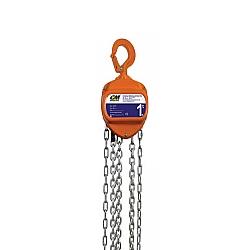 Comprar Talha manual de corrente capacidade de 0,5 tonelada com elevação 3 metros - HSZ053-CM Brasil