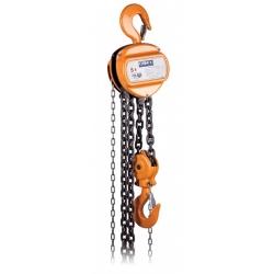 Comprar Talha manual de corrente capacidade de 1 tonelada com elevação 5 metros-CSM