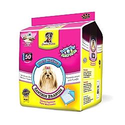 Comprar Tapete Higiênico para cachorros - 60X60CM - 50 UNID-American Pets