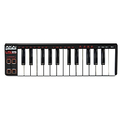 Comprar Teclado Musical Controlador Portatil Akai Lpk 25-AKAI
