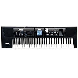 Comprar Teclado Musical LCD gráfico 61 teclas com sensibilidade de velocity-Roland