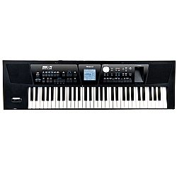 Comprar Teclado Musical LCD gr�fico 61 teclas com sensibilidade de velocity-Roland