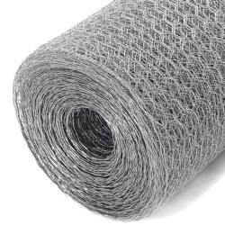 Comprar Tela hexagonal galvanizada pinteiro PPID malha 1, fio 22X1,00 m rolo 50 m-Perame Telas E Arames