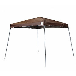 Comprar Tenda Gazebo 3x3 Aluminio Dobravel Camping E Praia Bel Fix Marrom-Bel Fix