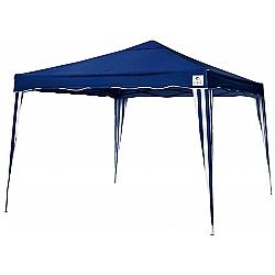 Comprar Tenda Gazebo Praia Campo 3x3 Azul Dobrável Alumínio-Bel Fix