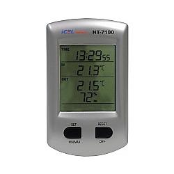 Comprar Termo-Higrometro HT-7100 Wireless Temperatura Umidade H-Icel Manaus