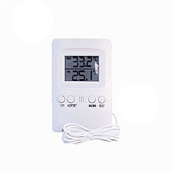 Comprar Termômetro Digital Máxima e Mínima Interno / Externo-Supermedy
