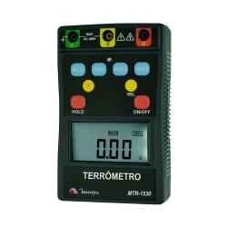 Comprar Terrômetro Digital Portátil - MTR 1530-Minipa