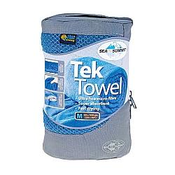 Comprar Toalha Ultra Absorvente Tek Towel Tamanho M Azul-Sea to Summit