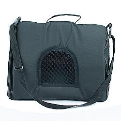 Comprar Tranporte para Cães e Gatos Pequenos - Nylon - Blucão-Importado
