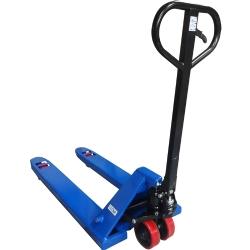 Comprar Transpalete hidr�ulico roda dupla de poliuretano 550 x 1150 mm 2000 Kg - NTDP550-Tander Profissional