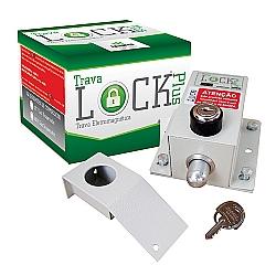 Comprar Trava Elétrica para Portão Automático, 220v - Trava Lock Plus-IPEC