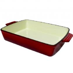 Comprar Travessa Retangular 40cm - 5 Litros - Vermelha - SFGP-013 VM-Arke