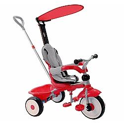 Comprar Triciclo 3X1 Comfort Ride Adaptável Vermelho-Xalingo