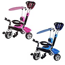 Comprar Triciclo Infantil Com Capota Super Treck Premium-Bel Fix