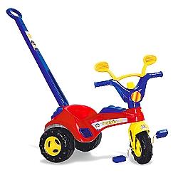 Comprar Triciclo Infantil Velotrol Policial-Cotiplás