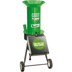 Comprar Triturador de Resíduos Orgânicos Monofásico Elétrico 1,5 cv bivolt - TR200-Trapp