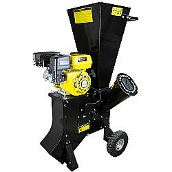 Comprar Triturador de Galhos a Gasolina 6,5 hp 4 tempos Capacidade de Trituação 3 76mm-Nagano