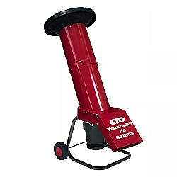 Comprar Triturador de galhos Elétrico - Monofásico - 110/220V - CID30 SL-CID