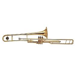 Comprar Trombone Pisto Sib Laqueado Dolphin-Izzo