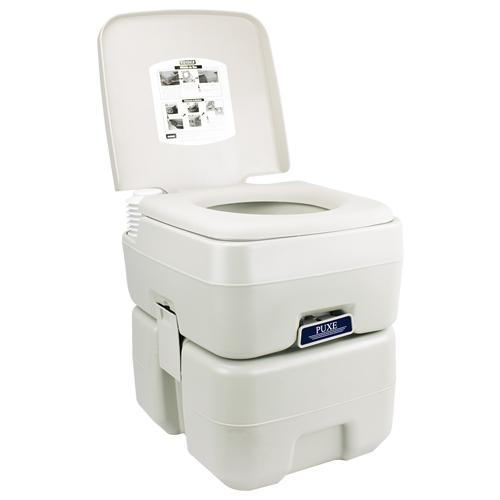 Vaso Sanitário Banheiro Químico Portátil 20 Litros  TTP20 é na Agrotama -> Banheiro Feminino Portatil