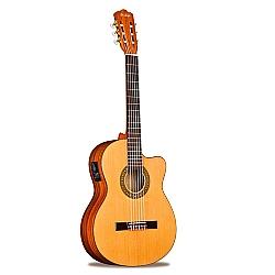 Comprar Violão Clássico 38 Elétrico cordas de Nylon-Di GIorgio