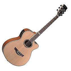 Comprar Violão Elétrico Dallas Tunner com Afinador-Tagima